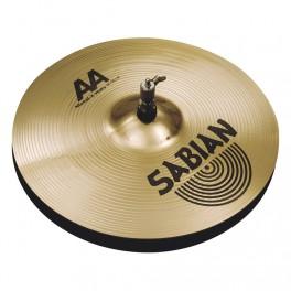 "Sabian AA 15"" Metal-X Hats plato charles de bateria"
