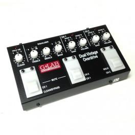 G-Lab Dual Vintage Overdrive DVO pedal de guitarra overdrive