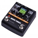 Pedal overdrive/distorsion Nux Drive Force