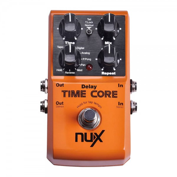 Nux Time Core Pedal Delay