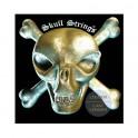 Skull Strings BASS 45-135 cuerdas para bajo 5 cuerdas