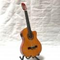 Starsun CG100CT Guitarra clásica electrificada b-stock