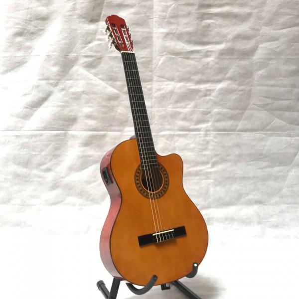 Starsun CG100CT Guitarra clásica electrificada