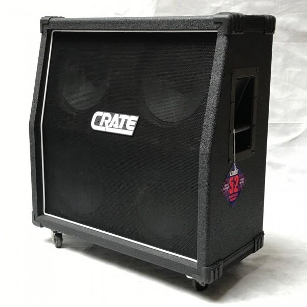 Crate GS-412S pantalla inclinada de guitarra USA