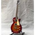 Guitarra tipo LP Sunburst
