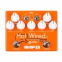 Wampler Hot Wired V2 Pedal de distorsion