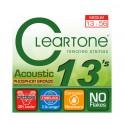 Cleartone 7413 Cuerdas guitarra acústica 13-56