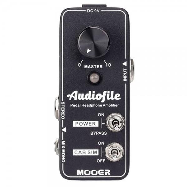Mooer Audiofile amplificador de auriculares