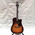 Alvarez RD-26CE Sunburst guitarra electro-acústica