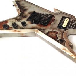 Dean Razorback Tribute Rust USA guitarra eléctrica