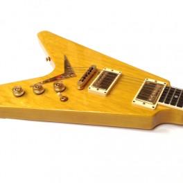 Dean V-Korina USA guitarra electrica