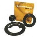 Cymbal Mute Master Pack Quiet Tone apagadores de batería