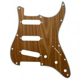 X-gurads Wallnut Film Golpeador de guitarra strato
