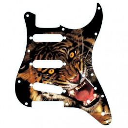 X-Guards Coreensis Tiger Golpeador de guitarra strato